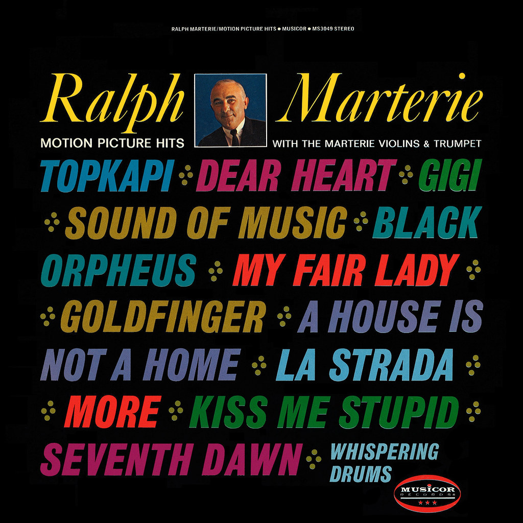 Ralph Marterie - Motion Picture Hits