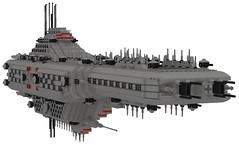 Titan-Class Battleship