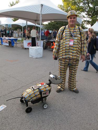 Metrocard Man & Doge