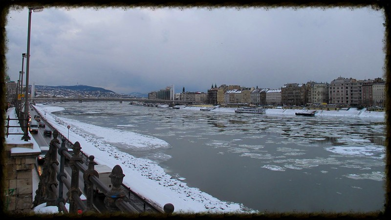 budapest snow