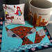 Sally you sure know me too well! I love my mug rug and pinnie! Thank you so much you made my day by marymoondesigns