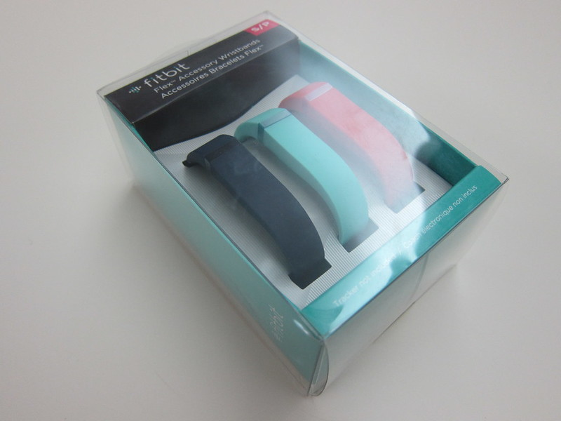 Fitbit Flex Accessory Wristbands - Box