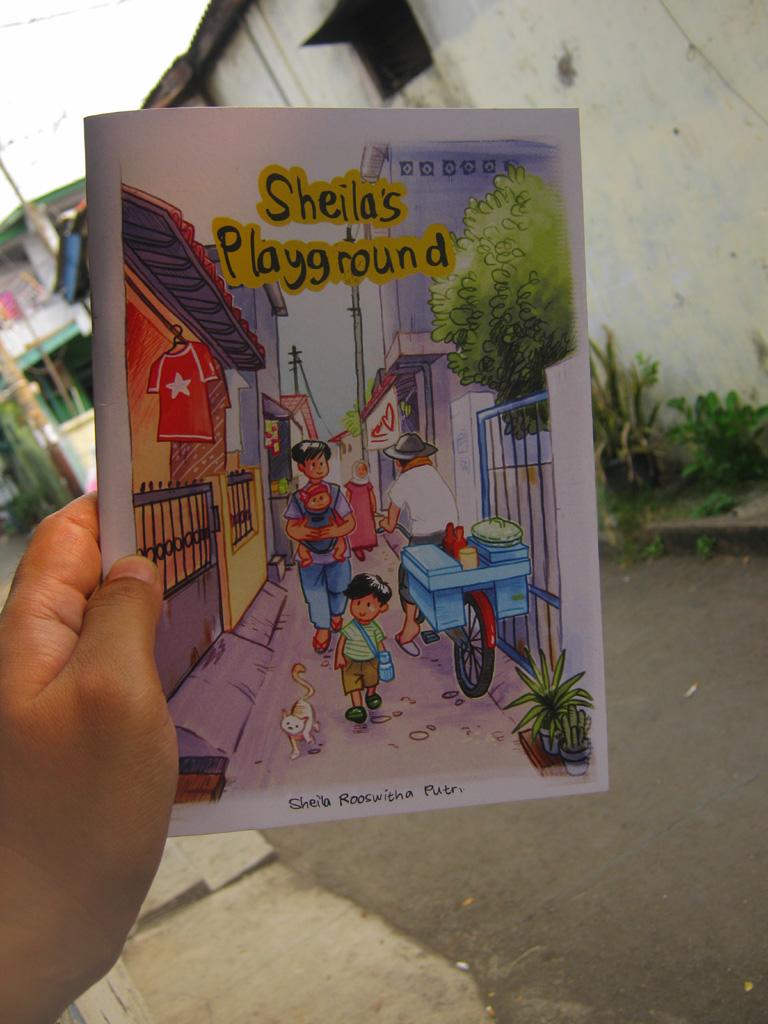 Sheila's Playground - Sheila Rooswitha Putri