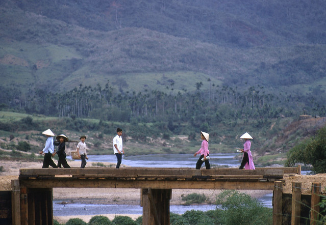 Tien Phuoc, Quang Tin Province 1971 by Mark Melnick