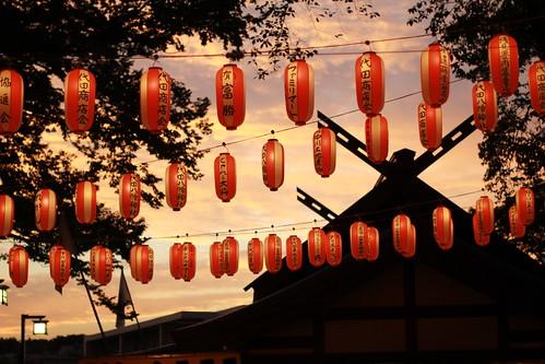 代田八幡神社例大祭