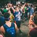 Moshpit AFI Lollapalooza, Chicago 2014