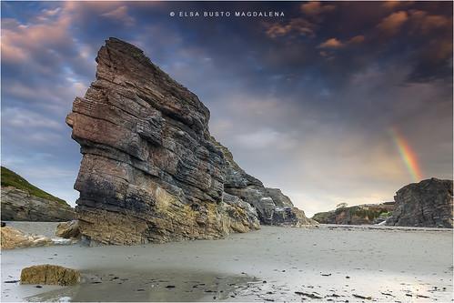 naturaleza playa paisaje galicia lugo roca ribadeo asillas pitusa2 elsabustomagdalena