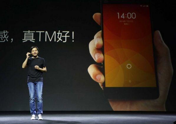 Лэй Цзюнь Xiaomi