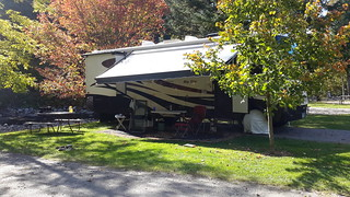 Moose River Campground  in St Johnsbury, VT