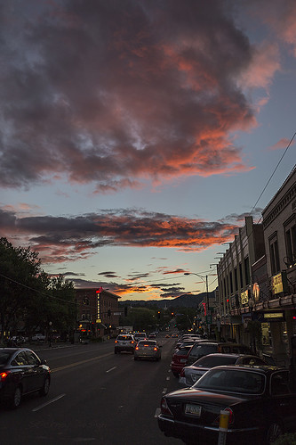 street sunset arizona vertical prescott lifelover4 stickneydesign