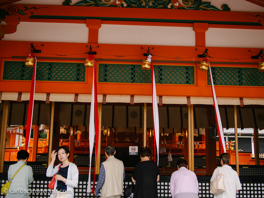 Fushimi Inari Taisha - Kioto