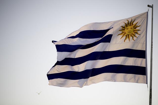 Uruguayan Flag | 170305-9919-jikatu
