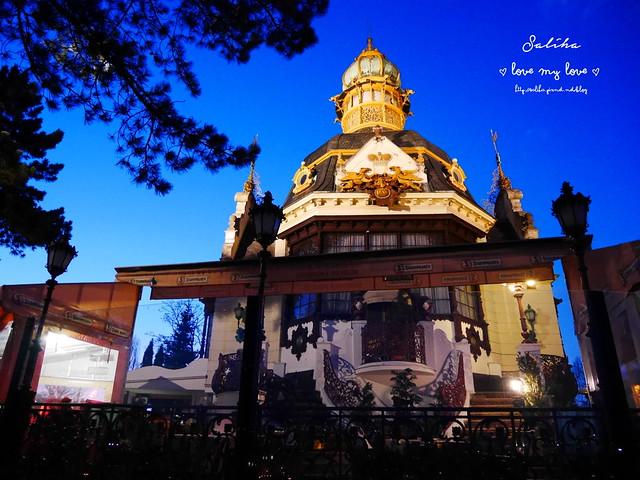 Hanavsky Pavilon布拉格超美夜景餐廳推薦 (5)