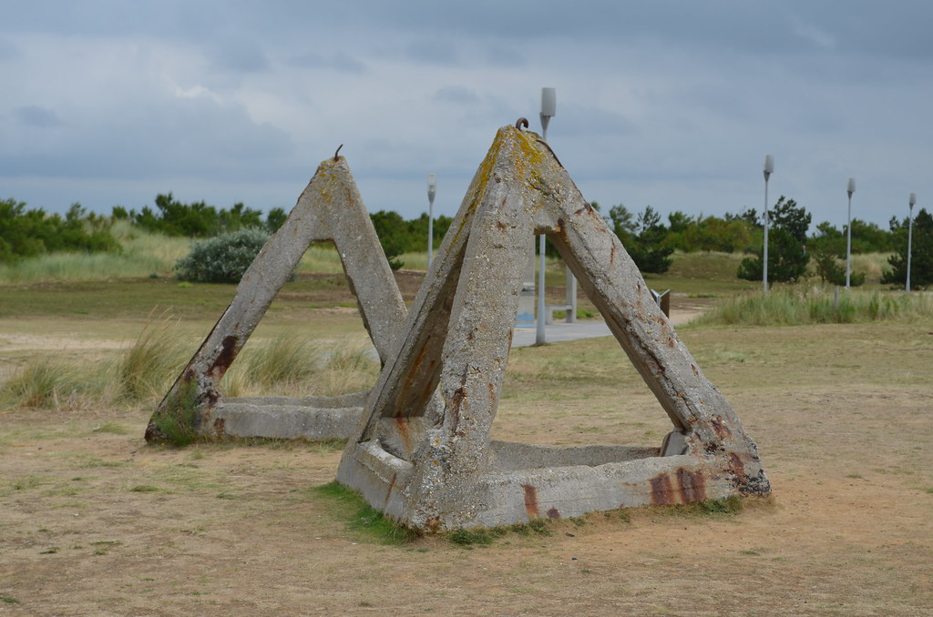 D-Day Remnants