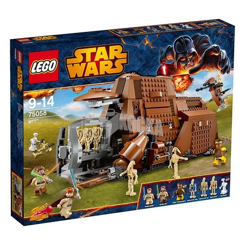 LEGO Star Wars 75058 Box