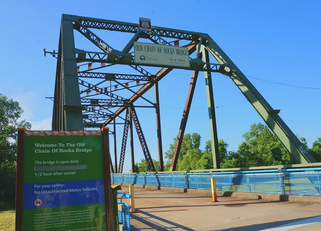 Chain of Rocks Bridge, Route 66, Missouri