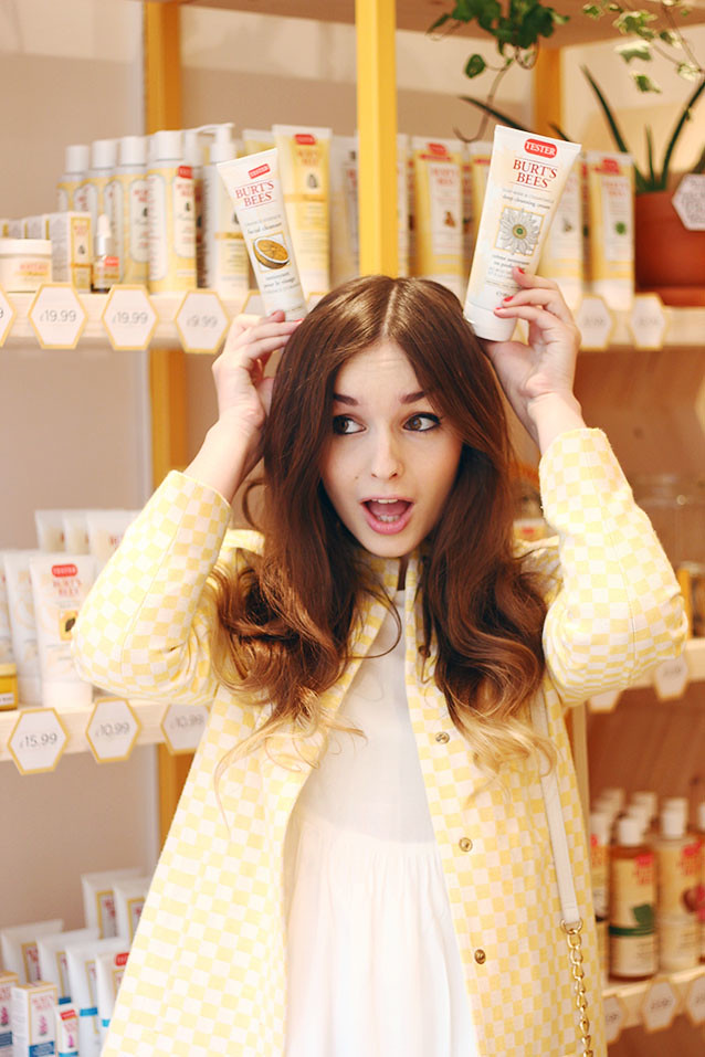 Burt's Bees Pop Up