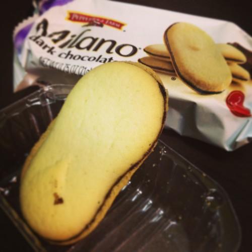Milano cookies-dark chocolate