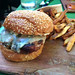 The Harbord Room - the burger