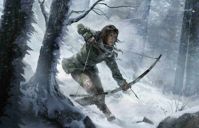 Rise of the Tomb Raider Is An Xbox Exclusively 1