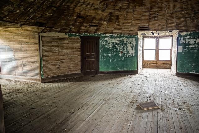 Wickfield Round Barn - 3rd Floor