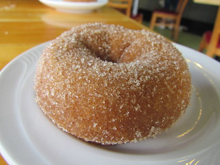 Cinnamon Doughnut from Mighty-O
