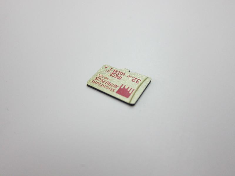 Strontium Nitro Plus MicroSDHC UHS-1 Card - 32GB MicroSD