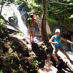 Upper Shannon Falls Jig