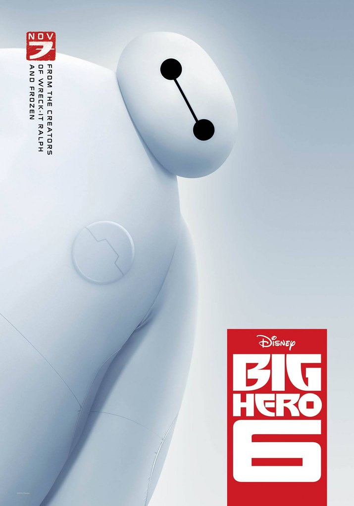 Big hero 6 / Seis grandes héroes