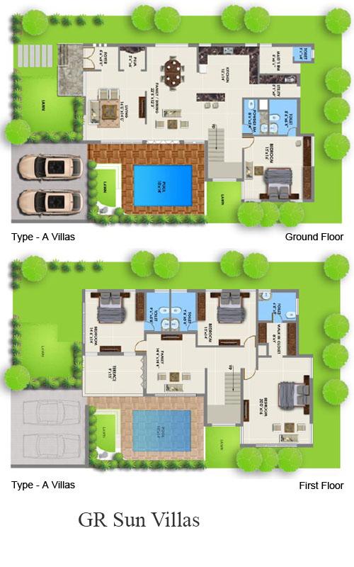 GR Sun Villas