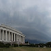 Shelf cloud approaching DC