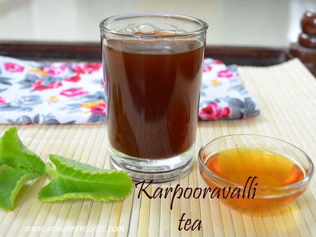 Karpooravalli Tea