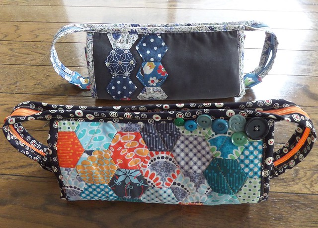 Patchwork Sew Together Bag