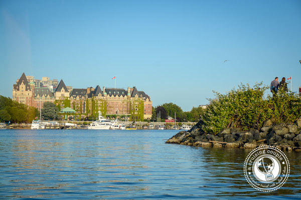 Canada Photo Essay - Harbor in Victoria