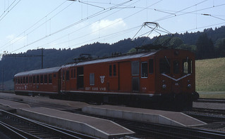 08.07.93  Sumiswald-Grünen  EBT De 4/4 236