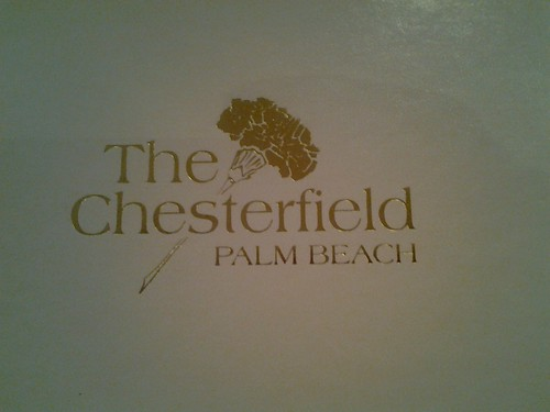 Chesterfield Hotel - Tea