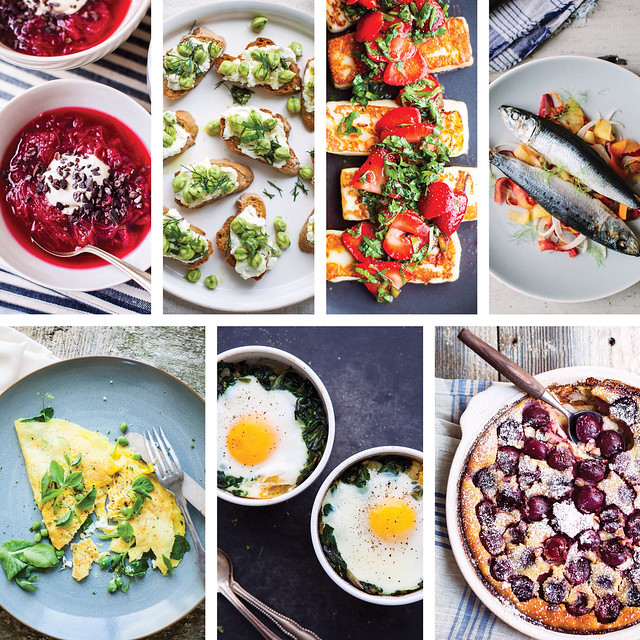 VIBRANT FOOD Celebrating the Ingredients, Recipes and Colors of Each Season