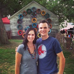 Junkstock date night! #junklove #wefoundtreasure #junkstock #datenight #100happydays #day51
