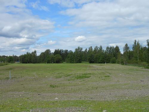 Peltonäkymä, Pohjois-Tapiola Espoo 19.6.2014