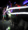 Teens Light Painting