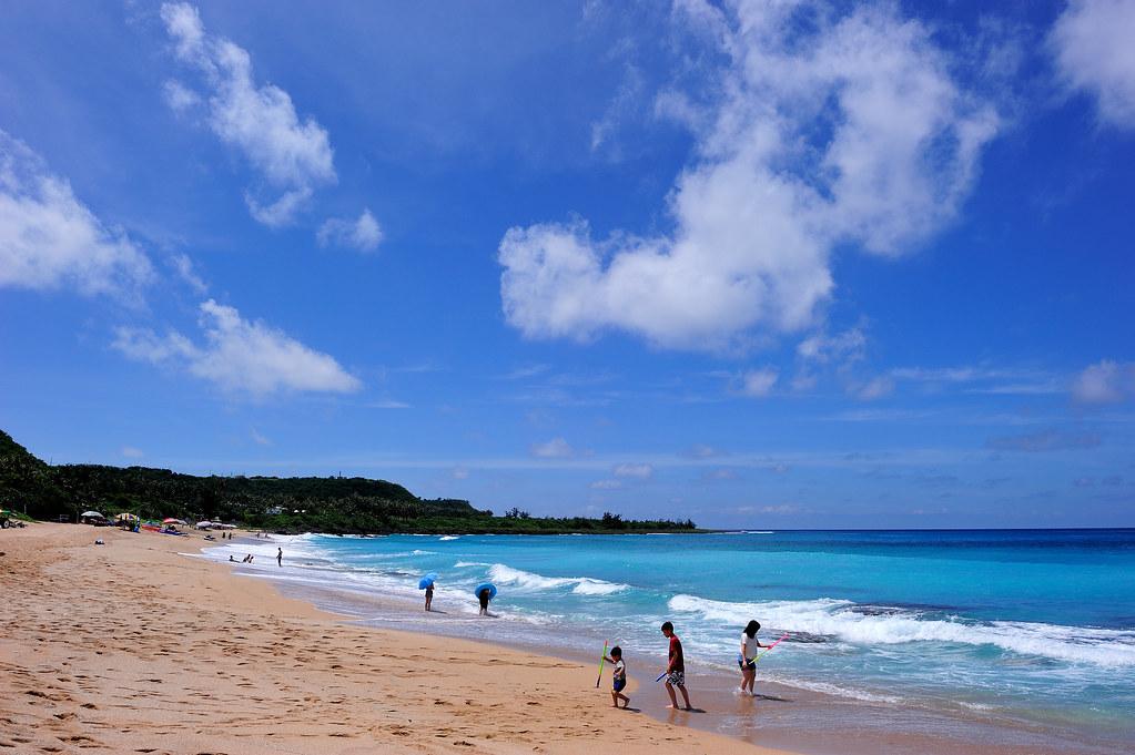 屏東墾丁【白沙灣】陽光、沙灘、比基尼@海角七號、少年PI拍攝景點