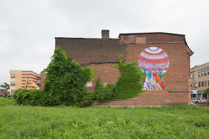 Overgrowth, Mural