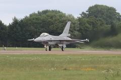 F-16A MLU Fighting Falcon 01