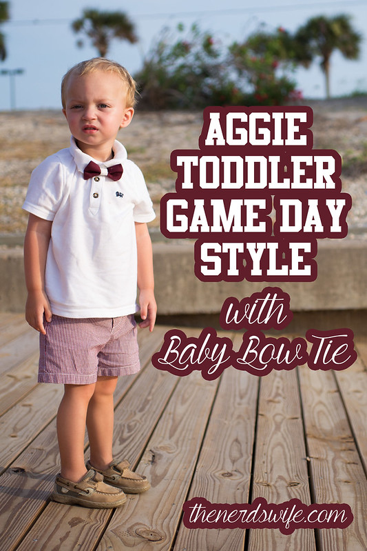 Toddler Game Day Style