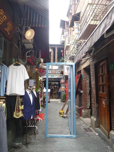 Shanghai-Concession francaise-Tianzifang (11)
