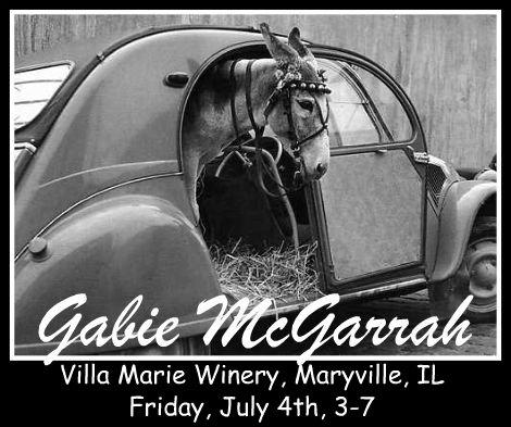 Gabie McGarrah 7-4-14
