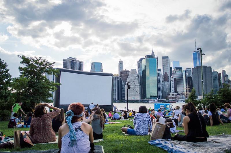 Brooklyn bridge park movie