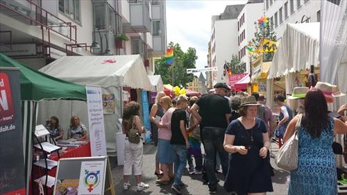 Gendertreff CSD Köln 2014 Transgender 006
