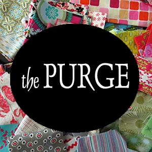 Purge button