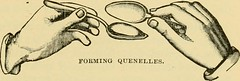 "Image from page 38 of ""Smiley's cook book and universal household guide; a comprehensive collection of recipes and useful information, pertaining to every department of housekeeping .."" (1895)"